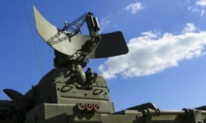 Aerospace and defense radar for SIGINT