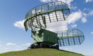 Military spectrum management and radar
