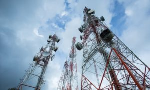 Telecom towers Monitoring wireless standards