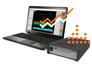 Try the ThinkRF R5500 Software-Define Spectrum Analyzer