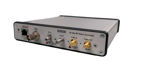 D2030 Downconverter for 5G signal analysis