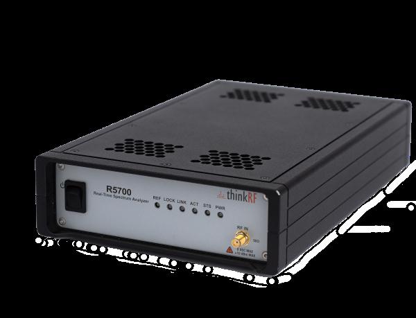 R5700 Real-Time Spectrum Analyzer - ThinkRF